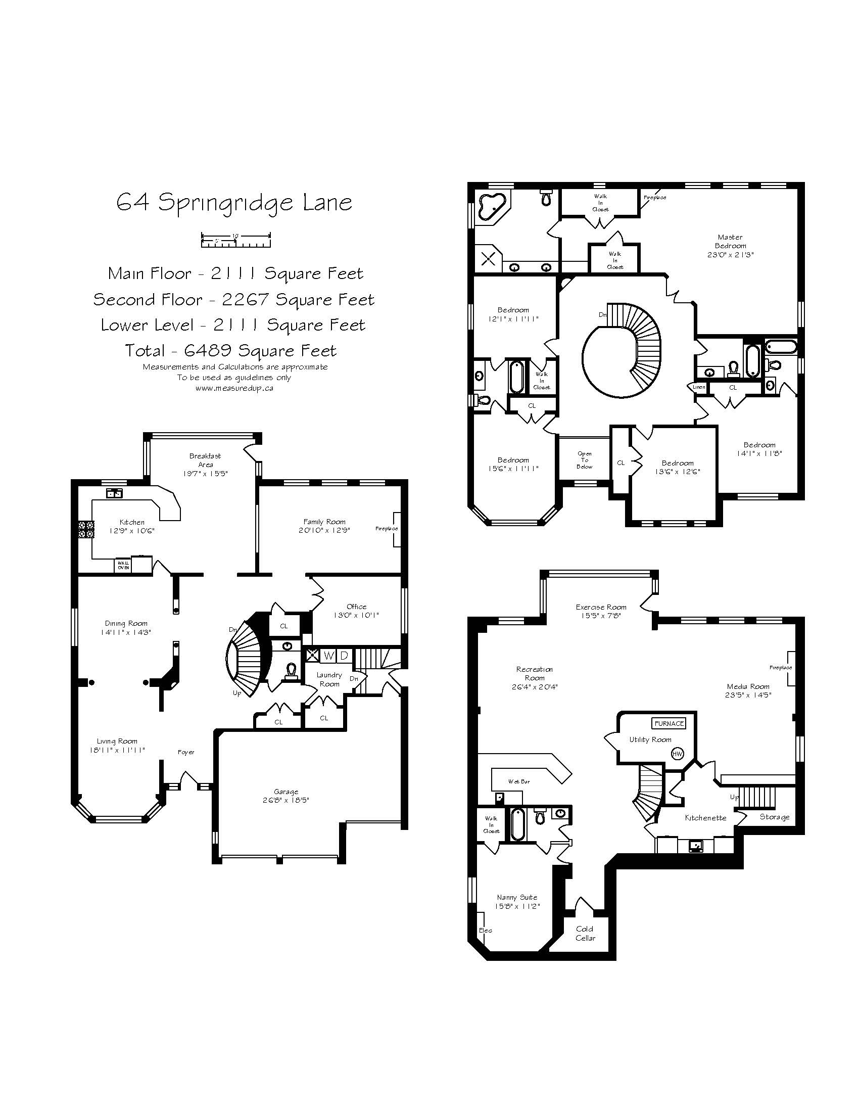 Gta virtual tours floor plans for Virtual tour house plans